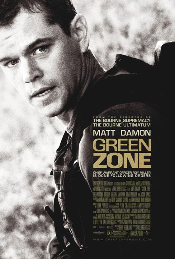 Zielona Strefa / Green Zone (2010) DVDRip Xvid Lektor PL