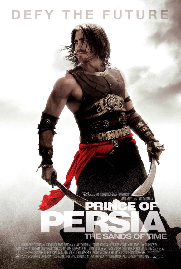 prince od persia poster