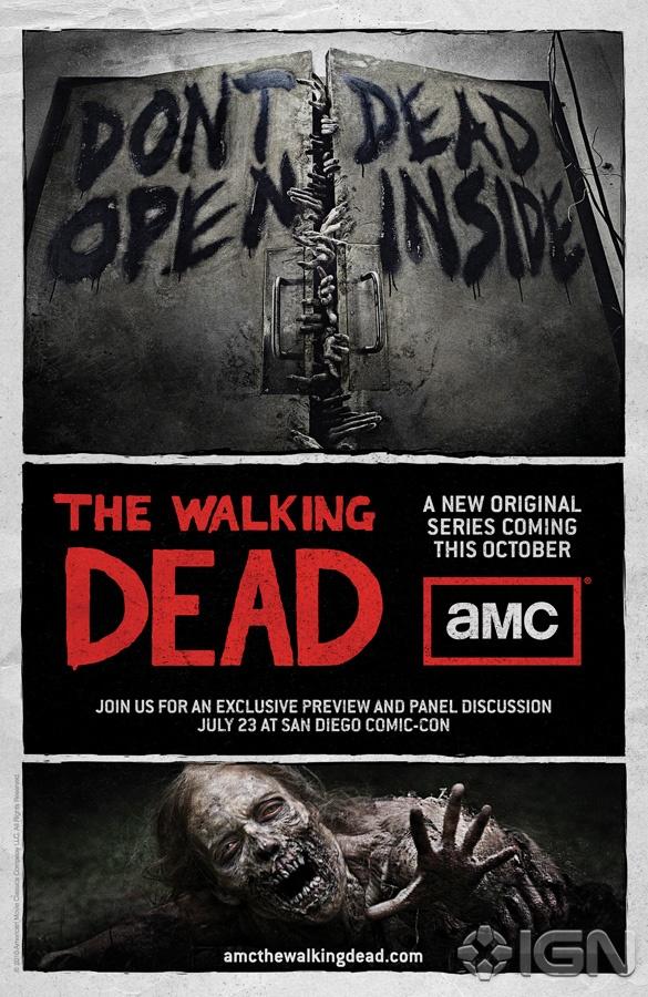 The Walking Dead S01E03 *2010* [PDTV XviD-FQM] [Lektor PL] [Arx]