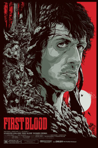 Ken-Taylor-First-Blood-poster-variant-mondo