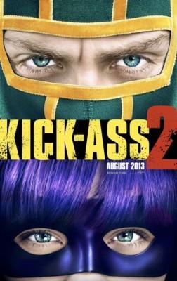 kickass2 poster