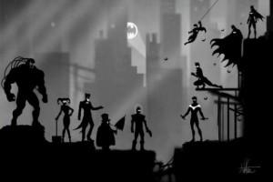 Limbo-Batman