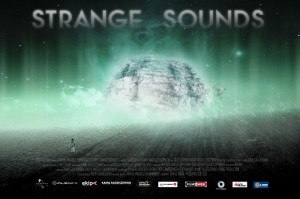 strange sounds plakat
