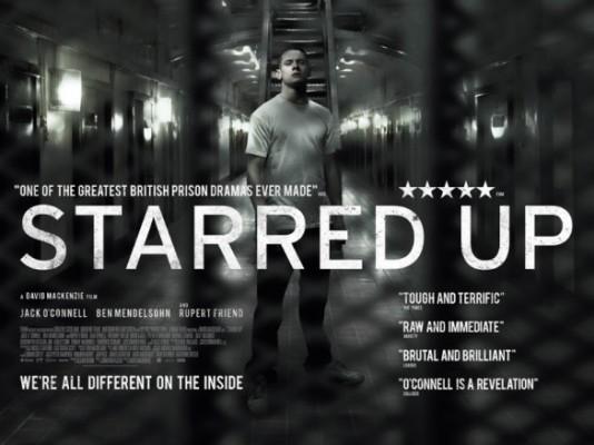 Starred-Up-UK-Quad-Poster